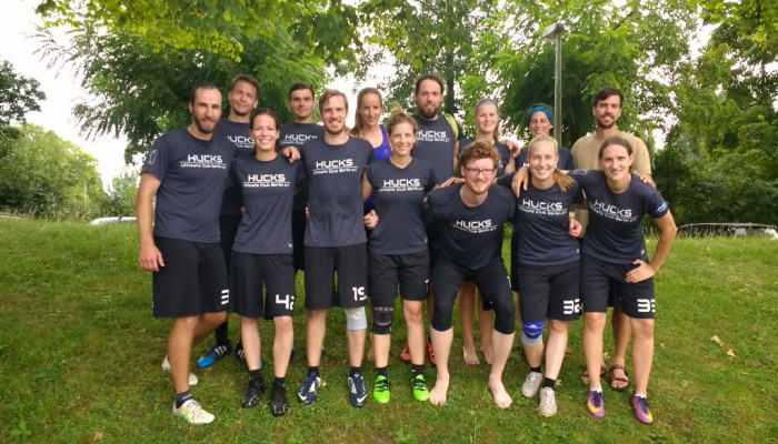 mixed teamfoto