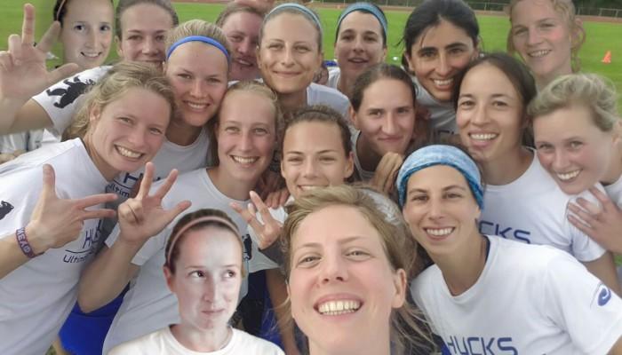 Team Selfie Dm