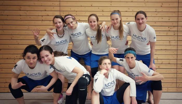 Damen Indoor DM Teamfoto 2