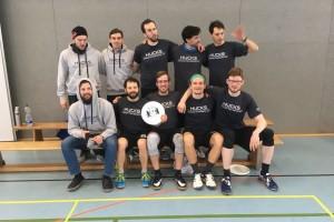 open indoor team foto