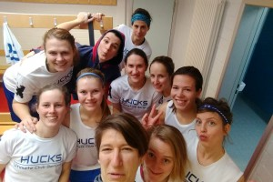 DM Heidelberg Damen Teamfoto
